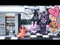 Juegos como lego de Five Nights at Freddy's | Muñecas y juguetes con Andre para niñas y niños