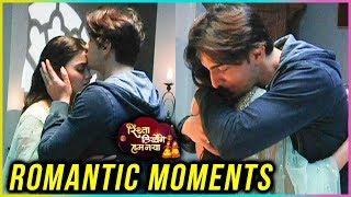 Ratan FALLS In LOVE With Diya   ROMANTIC Scene   Rishta Likhenge Hum Naya