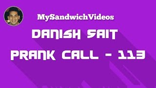 Coffee Cup Stealen - Danish Sait Prank Call 113