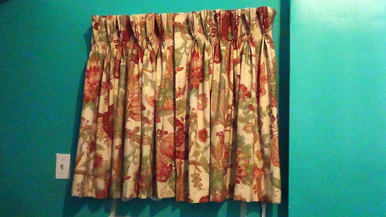 Cortinas plisadas con forro como calcular medidas parte for Como colgar cortinas con ganchos