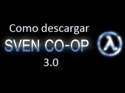 Como descargar Sven Co-op 3.0