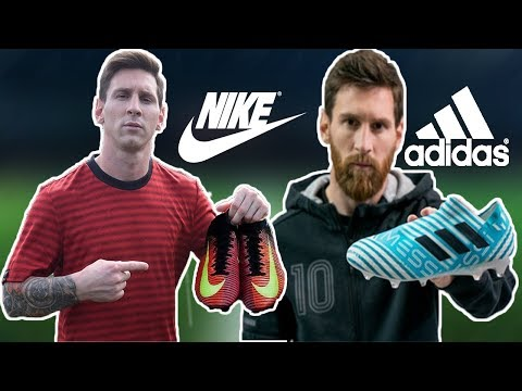 Top 10 Footballers who CHANGED their BOOT brand ft. MESSI POGBA AGUERO HENRY TORRES and more