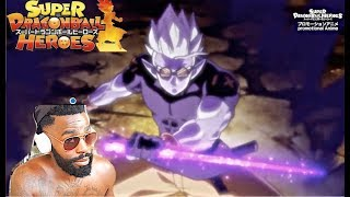 FU IS MAD OP!!!! | SUPER DRAGON BALL HEROES | EPISODE 4 | REACTION!