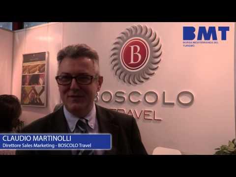 Boscolo Travel con Claudio Martinolli