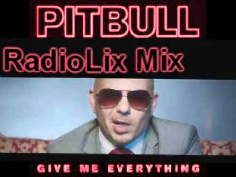 Give Me Everything Mix Electro RadioLix