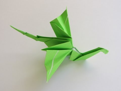 Origami Dragon YouTube