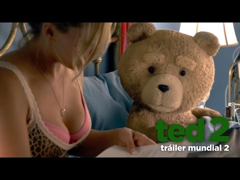 Ted 2: Tráiler Mundial 2 (Universal Pictures) [HD]