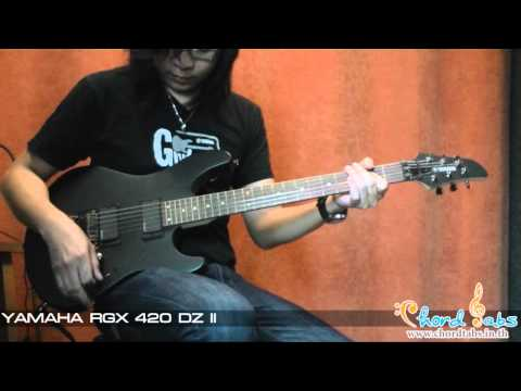 Review Yamaha RGX 420 DZ II by Jack Thammarat