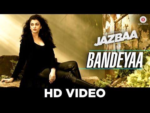 Bandeyaa Jazbaa | Aishwarya Rai Bachchan | Irrfan | Jubin | Amjad Nadeem | Sad Love Romantic Song