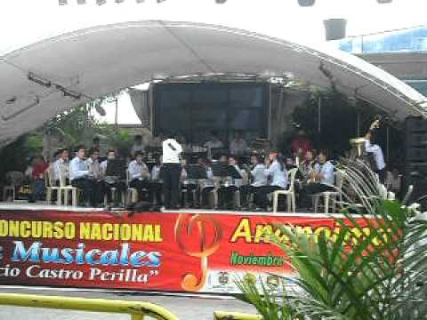 Banda Sinfónica Juvenil de Moniquirá - Persis (James L. Hosay)