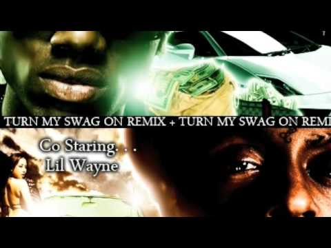 Soulja Boy & Lil Wayne - Turn My Swag On Remix Video
