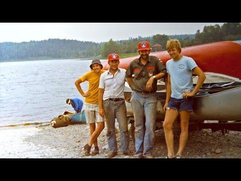 Canoe Trip 1979 - Lake Temagami/Lady Evelyn Lake/Maple Mountain