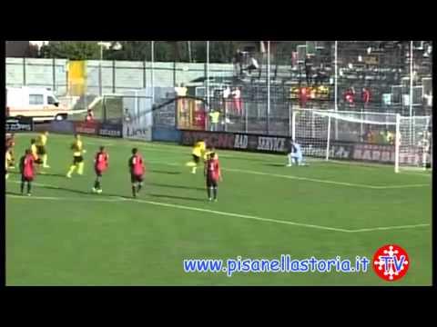 In attesa della finale Playoff di Lega Pro, che vedrà di fronte Pisa e Latina, oggi dedichiamo un video a Francesco Favasuli e alle sue imprese. Ecco infatti tutti i gol segnati con la maglia...
