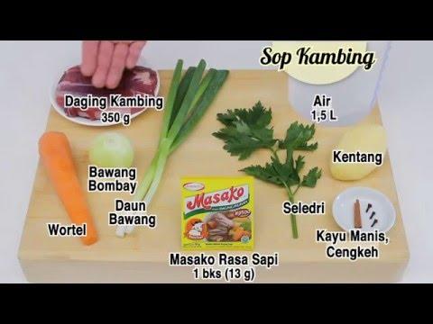 Dapur Umami - Sop Kambing