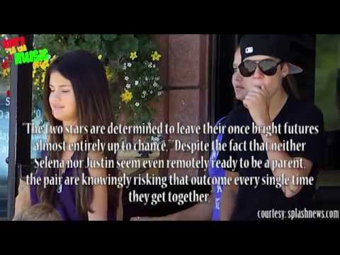 Justin Bieber And Selena Gomez Want To Become Pregnant & Are Having Unprotected S3x video