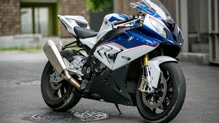 BMW S1000RR EXHAUST SOUND COMPILATION