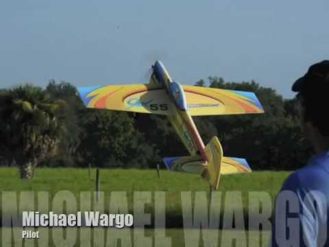 HobbyKing 3D - Yak 55 EPP 3D flown by Michael Wargo