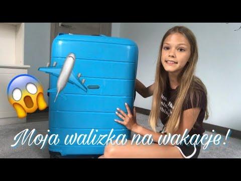 Pakuje Walizkę Na Wakacje! ❤️✈️