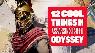 12 cool things in Assassin