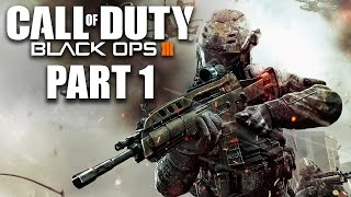 Call of Duty Black Ops 3 Walkthrough Part 1 - Mission 1 (1080p BO3 60fps Gameplay)