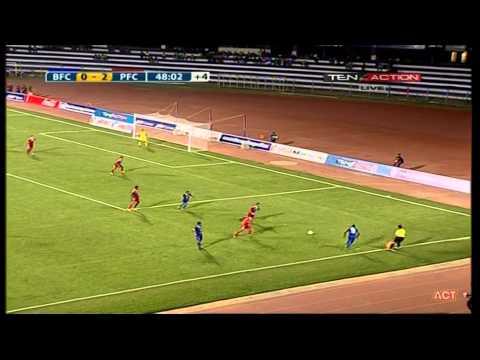 Hero I-League 2015 BENGALURU FC (1) vs Pune FC (3) 24-01- 2015