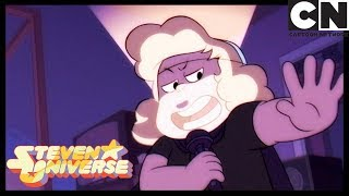 Steven Universe | Steven Films A Home Movie | The Big Show | Cartoon Network