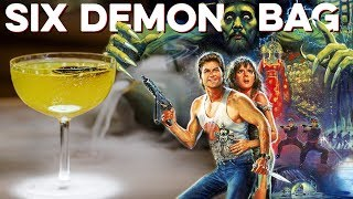 I Drank Chinese Grain Alcohol (Baijiu) in Six Demon Bag - Big Trouble in Little China | How to Drink