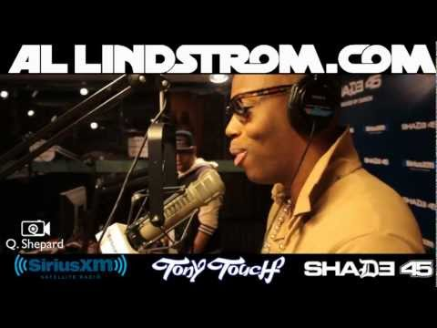 Kardinal Offishall Freestyle on Toca Tuesdays!
