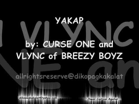 Yakap By Curse One And Vlync With Lyrics video