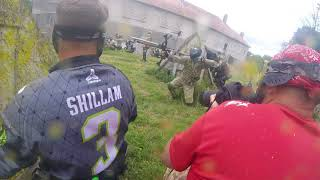 paintball    GHOST  @ big game veckring june 2018
