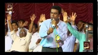 Christian Brothers - Malayalam christian sermon Br. Suresh Babu (Cheruvakkal Convention 2013)