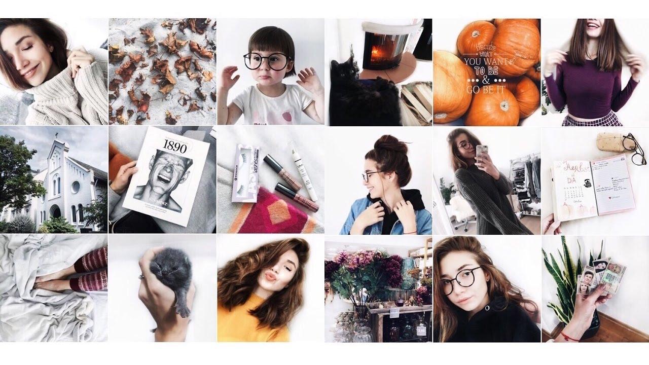 Как сделать красивое в инстаграм