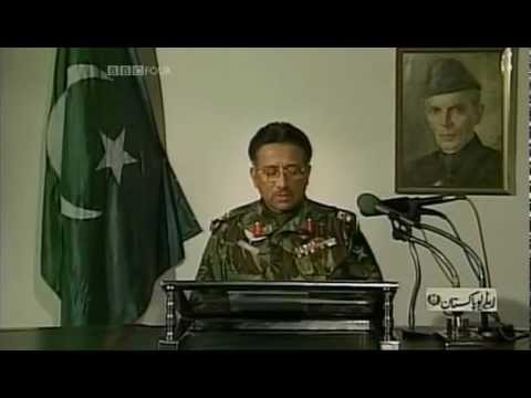 Pervez Musharraf Take Over 12th October 1999 (Gen Kiyani Please Dare)