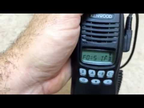 Kenwood tk-3312 review