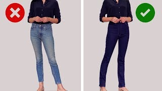 How To Find The Perfect Jeans *Tips Everyone Should Learn*