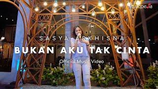 Download lagu Sasya Arkhisna - Bukan Aku Tak Cinta ( )
