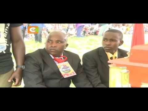 Thousands attend burial of top Kalenjin artist