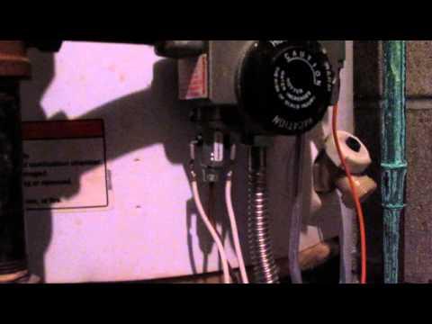 how to fix rheem stellar pilot light wont stay on