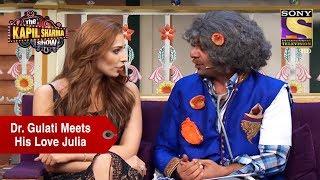 Dr. Gulati Meets His Love Julia - The Kapil Sharma Show