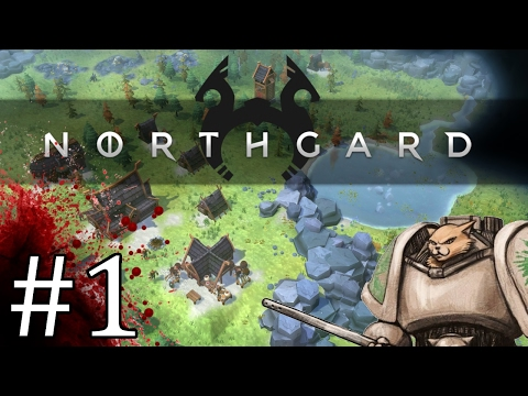 Northgard - Stagjoose - Part 1 Let's Play Northgard Gameplay