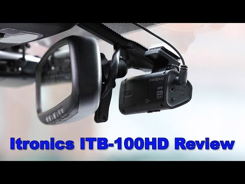 Itronics ITB-100HD Dashcam Review