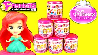 Disney Princess Fashems – 6 Fash'ems Blind Bag Surprise Opening! Part 2
