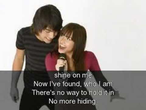 Demi Lovato- This is Me (Acoustic Version) With Lyrics!