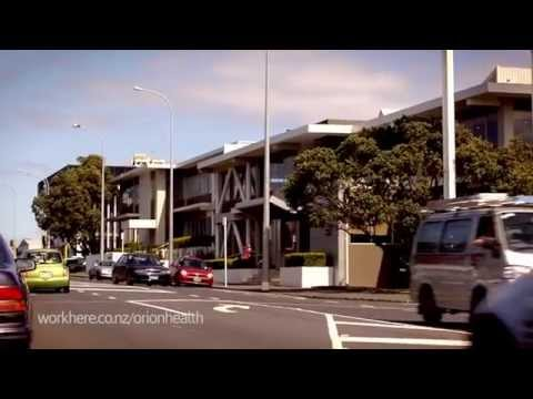 Orion Health - Workhere New Zealand
