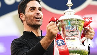 Mikel Arteta's message to Arsenal fans | 2020 Emirates FA Cup winners