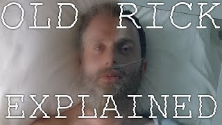 OLD RICK EXPLAINED   3 REASONS WHY   The Walking Dead Season 8