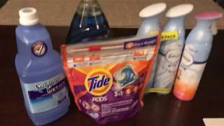 CVS: Get $20 Worth of TIde/Gain Febreze, Dawn & Swiffer For ONLY $2.92 - All Digital Coupons