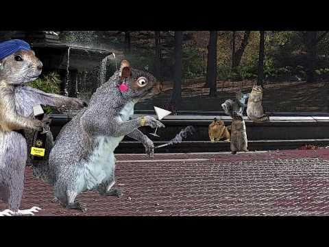 "Chapel Club ""Surfacing"" (Original video) ""A Squirrel Love Story"""