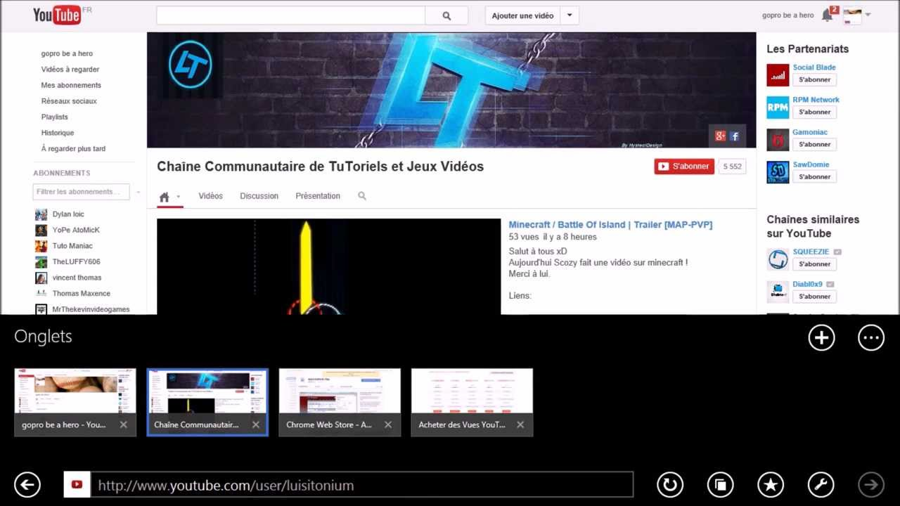 comment augmenter son nombre de vue sur youtube