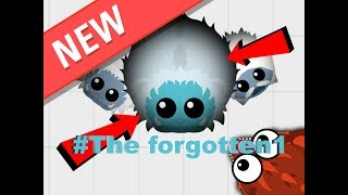 Mope.io /GETTING THE RAREST YETI-AQUA YETI/